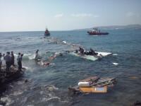 Solutia unui expert ONU: Tarile bogate trebuie sa preia un milion de refugiati in 5 ani pentru a opri criza din Mediterana