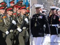 Care sunt cele mai puternice armate din lume in 2015. Ce loc ocupa Romania in top