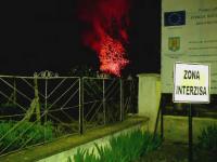 Incendiu la Penitenciarul Poarta Alba din Constanta. Detinutii, printre care si Miron Mitrea, au fost evacuati de urgenta