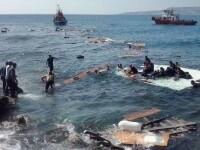 FOTOGALERIE. Povestea unui sirian care a traversat Mediterana cu vapoarele mortii: Calauzele sunt niste animale