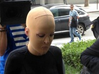 Femeia care a condamnat-o pe viata la un chip plin de cicatrice vrea sa i se reduca sentinta de 17 ani de inchisoare. FOTO