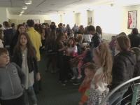 Caravana Vocea Romaniei Junior a ajuns la Bucuresti. Preselectiile continua si duminica