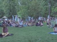 Cum s-au distrat muresenii la festivalul de jazz de la Bogata. Snoop Dogg, prezent la eveniment printr-o maniera inedita