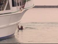 O româncă de 28 de ani s-a sinucis în portul Calais, după ce s-a aruncat de pe un feribot