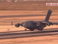 Un avion militar american cu 39 soldati a aterizat de urgenta la Constanta. Ce au scos la iveala verificarile autoritatilor