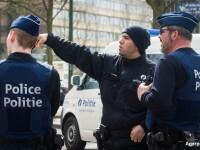 Operatiune antiterorista de amploare in Bruxelles. Oamenii au fost evacuati, iar pe acoperisuri au fost trimisi lunetisti