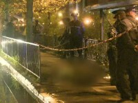 Adolescent de 17 ani, inecat in Dambovita marti noapte. Ce au gasit anchetatorii in rucsacul elevului