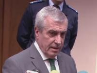 Calin Popescu Tariceanu, la DNA Brasov. Presedintele Senatului a fost citat ca martor in Dosarul retrocedarilor ilegale