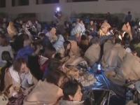 Noua morti si 860 de raniti in urma cutremurului din Japonia. Zeci de cladiri s-au prabusit si s-au declansat incendii
