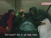 Reportaj la postul national suedez despre cersetorii tigani. Reactia romilor cand reporterul ii intreaba