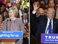 Donald Trump, victorie zdrobitoare in New York in alegerile primare republicane. Rezultatul din tabara democratilor