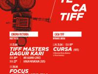 Se relanseaza Cinemateca TIFF, un program anual pentru pasionatii de film