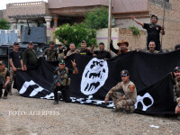 Pedepsa oribila inventata de ISIS pentru cei care dezerteaza din militiile jihadiste.