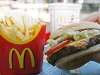 A cumparat un meniu de la McDonald's si l-a pastrat timp de 10 ani, iar acum a postat online poza lui.