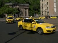 Sute de taximetristi au protestat la Budapesta impotriva Uber. Care sunt nemultumirile soferilor