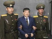 Un american a fost condamnat in Coreea de Nord pentru spionaj si subminarea sistemului social. Ce pedeapsa a primit