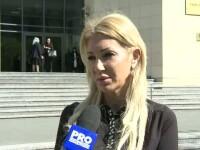 Alina Petre a depus marturie in procesul asasinarii unei angajate. Inculpatul a izbucnit in lacrimi