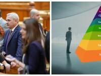 Legea salarizarii unice: grila salariilor in Romania pentru urmatorii 5 ani. Opozitia si Victor Ponta critica proiectul