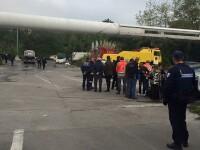 Tabara de 100 de romi, evacuata cu jandarmi, pe Coasta de Azur.