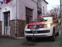 Patru persoane din Cluj, la spital, dupa ce s-au intoxicat cu monoxid de carbon de la centrala. Cum s-a petrecut incidentul