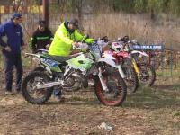 Sase concurenti au ratat campionatul de enduro de la Arad dupa ce motocicletele le-au fost furate. Cum au actionat hotii