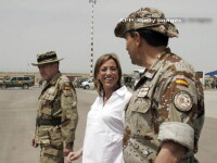 Doliu in Spania. Carme Chacón, prima femeie care a detinut functia de ministru al Apararii, gasita moarta in casa