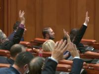 Proiectul de lege care dezincrimineaza conflictul de interese, retrimis la comisia juridica