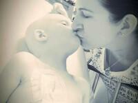 Un copil de 4 ani a murit rapus de cancer, iar mama sa a descris experienta tragica. A strans 600.000 de share-uri