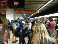 Asociatiile de elevi si studenti cer Ministerului Transporturilor sa prelungeasca programul metroului pe timpul noptii