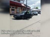 Un barbat din Tecuci acuza mai multi politisti locali ca l-ar fi agresat. Ce s-a intamplat in realitate in centrul orasului