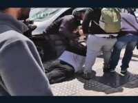O turista din Ierusalim a fost atacata cu un cutit, de un palestinian. Femeia a murit la spital, din cauza ranilor. VIDEO