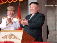 Ce nu s-a vazut la parada militara de forta a Coreei de Nord: \