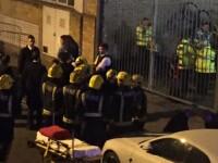 Atac cu acid intr-un club din Londra, de Paste. 12 persoane au fost ranite