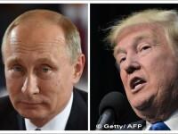 Putin sare in apararea lui Trump. Presedintele rus este dispus sa dea Congresului SUA transcrierea discutiei Lavrov-Trump