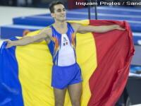 Marian Dragulescu, campion european la sol. A doborat recordul Nadiei Comaneci la titluri continentale: