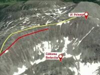 Trupurile celor doi copii morti in avalansa din Retezat, coborate de pe munte. Lantul greselilor care le-au fost fatale