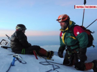 Aventurile extreme prin care si-a condus Ovidiu Popescu fiicele. Marturia unei alpiniste: