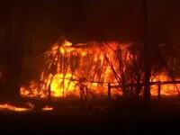 Un român a murit ars de viu în noaptea de Paşte, în Italia. Nimeni nu l-a ajutat
