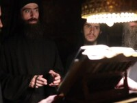 Cum trăiesc călugării de la Muntele Athos.