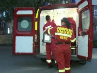 Accident cu 5 răniţi la ieşirea din Beclean. Un şofer a intrat pe contrasens