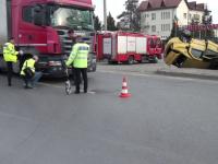 Accident cu un mort și 4 răniți, la Suceava, după ce un TIR a schimbat banda fără să se asigure