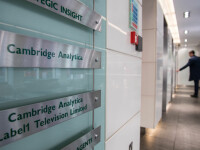 Demisie la vârful Cambridge Analytica, companie ce a preluat ilegal datele a 87 de milioane de persoane