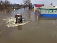 Inundații grave în sud-vestul Rusiei, în peste 100 de localități