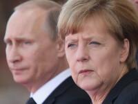 Merkel exclude participarea Germaniei la un atac occidental în Siria