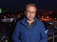 """Mărturia unui reporter, martor al atacului din Siria: """"Parcă se auzeau tunete în distanță"""""""