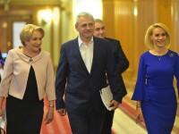 Gabriela Firea: Votul românilor este sfânt, nu trebuie răsturnat prin plângeri penale