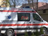 Clienți atacați cu o seringă într-un supermarket din Caransebeș