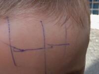 Copil de 4 ani umilit de educatoare, care i-a scris cu pixul pe frunte. ISJ Gorj a declanșat anchetă