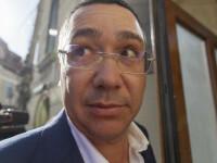 Ponta: Când a trebuit să detensionăm o situaţie importantă, am ales să plec din funcţie