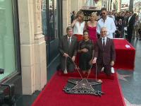 Eva Longoria a primit o stea pe Bulevardul Celebrităţilor din Hollywood